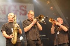 Suzi Quatro's Horn Section