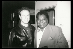 With Percy Sledge